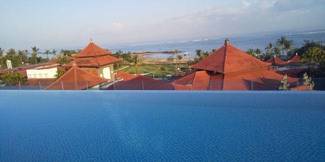 2019Bali②バリ島到着日のホテル★Holiday Inn Express Baruna Bali