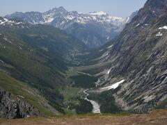 ヨーロッパアルプスイタリア北西部地方の絶景を求めて(NO7)~TMBトレッキング・エレナ小屋・スイス国境フェレ峠往復完歩~