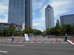 G20の大阪市内