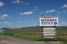 2度目のグランドサークル★6日目(2)ルート66の街セリグマンからラスベガスへ