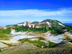 トムラウシ山・大雪山縦走登山(トムラウシ温泉~旭岳温泉)