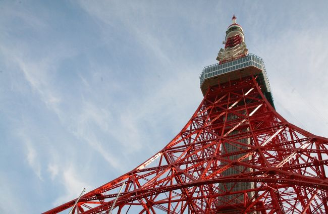 お仕事で、東京タワーとその周辺の紹介記事を書くことになりました。<br />そこで気付いた。<br />生まれてこの方関東住まいなのに、一度も東京タワーに行ったことがない!<br />これは取材も兼ねて行ってみなければ。<br />ということで、急遽東京タワー行きを決めました。<br />なんだかワクワク・・・。