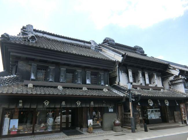 酷暑の日に小江戸川越。暑い!たまらん!
