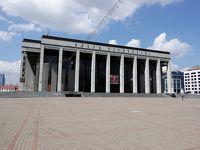 ベラルーシ旅行ー1:ミンスク