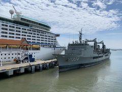 シンガポール発アジアンクルーズ (ボイジャー・オブ・ザ・シーズ) (2) 船内が観光地