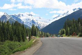 初夏のカナディアン・ロッキー2019 Day2-3(Glacier National Park of Canadaへ)