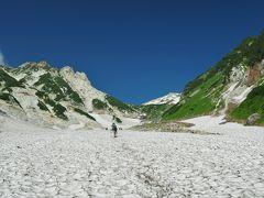 花の名山 白馬岳登山旅行 その1憧れの大雪渓と花が咲き乱れるお花畑編