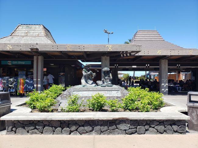 レンタカー3日目、そして実質最終日。<br />カイルアコナからワイピオ渓谷、ハプナビーチ、オーラの洞窟、UCCコーヒー農園と回りました。