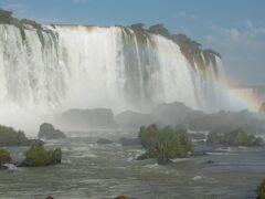 南米旅行 9日目 イグアスの滝(ブラジル側)