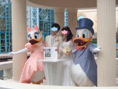 アンバサダーホテルでウェディング!♪◆甥っ子の結婚式でディズニーリゾートへ《その2》