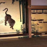猛暑でメーグル �名古屋城本丸御殿