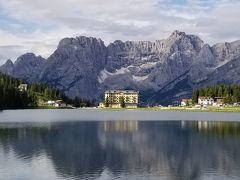 スイス・イタリア ドライブ & ハイキング 満喫の旅(①1・2日目 ミズリーナ湖)