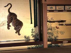 猛暑でメーグル ①名古屋城本丸御殿