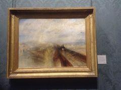 ロンドンを歩く。(3.3) ナショナル・ギャラリーにポートレイト・ギャラリー。しっかり鑑賞しました。