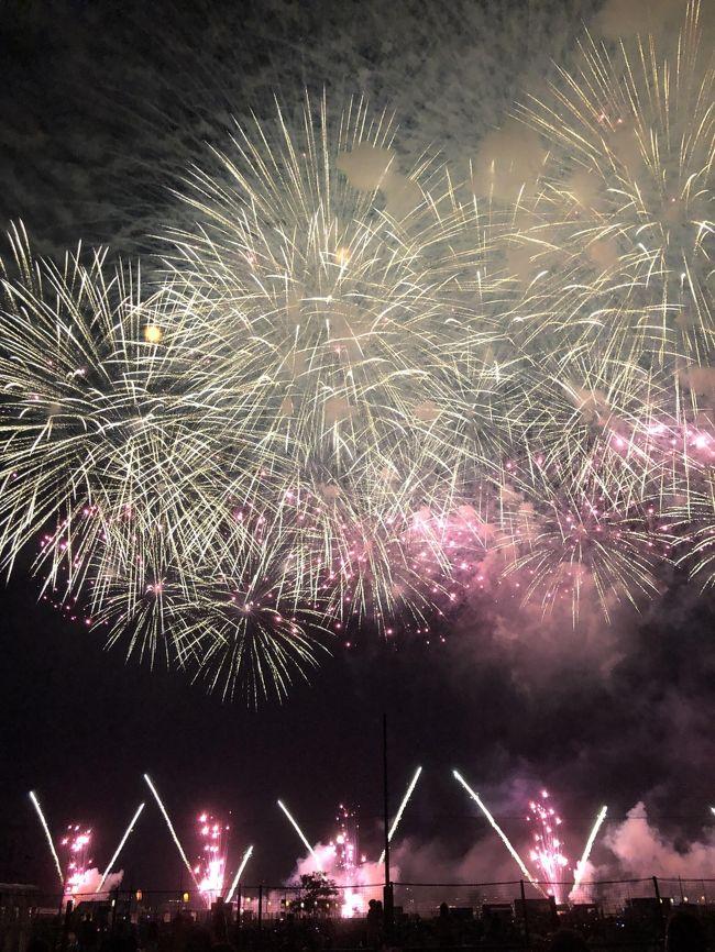 長岡の花火大会に行ってきました~!<br />富山&金沢で海鮮を食べました!<br /><br />宿泊は毎度のクラウンプラザホテル富山です。