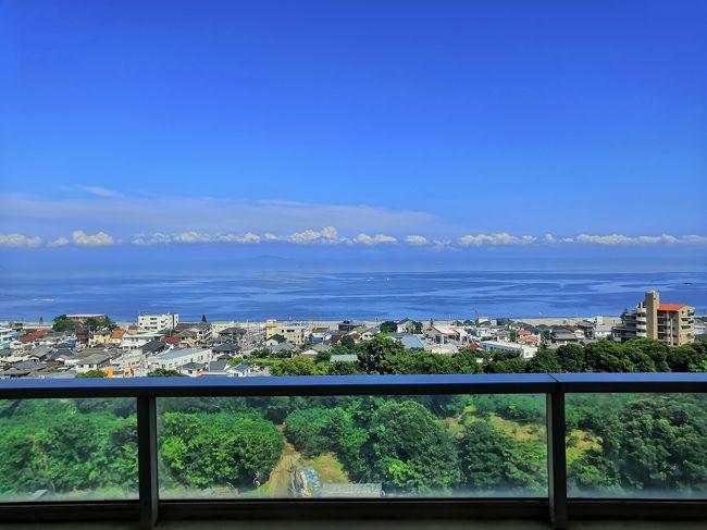 ☆2019年7月 三浦海岸 まほろばマインズホテルへ☆ 夏に女子旅