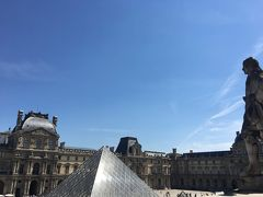 2019夫婦パリ旅行�ルーブル美術館堪能Day!ついに出会えたモナリザ編