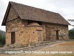 トロードス(Τρόοδος)地方の壁画教会群