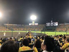 『甲子園球場=ビアガーデン』な野球観戦(阪神VS DeNA)