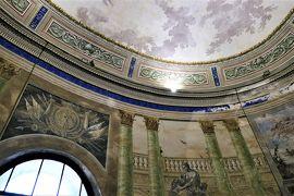 魅惑のシチリア×プーリア♪ Vol.142 ☆バゲーリア:「ヴィッラ・パラゴニア」美しい玄関ホール♪