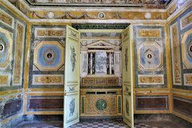 魅惑のシチリア×プーリア♪ Vol.144 ☆バゲーリア:「ヴィッラ・パラゴニア」黄色の美しい広間♪