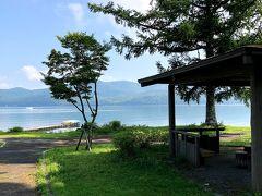 夏の富士五湖へ