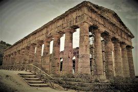 魅惑のシチリア×プーリア♪ Vol.148 ☆セジェスタ:永遠の神殿は美しい♪