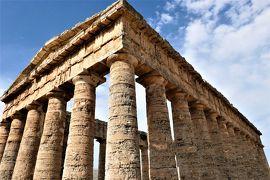 魅惑のシチリア×プーリア♪ Vol.149 ☆セジェスタ:永遠の神殿と周囲のパノラマ♪
