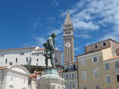 スロべニアの古い港町ピランを訪問
