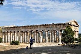 魅惑のシチリア×プーリア♪ Vol.150 ☆セジェスタ:黄昏の神殿は神々しい♪