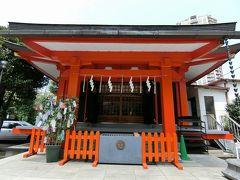 2019年 7月 東京都 港区 麻布氷川神社