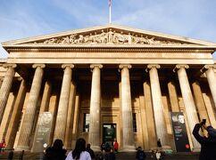 初ひとり旅 @ロンドン! ⑧大英博物館(5日目 Part1)