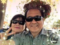 2019年「2人合わせて 130歳 結婚37周年記念第1弾10連休すべて使いロスからベガス・ムスタングをぶっ飛ばして」7日目 街歩き2