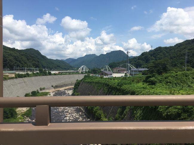 あいにくの雨でしたが、静岡県から新幹線と在来線を乗り継いで、<br />草津へ到着。<br />アメリカ人の彼と一緒でした。いや~電車で全5時間!長かったですよ~。<br />温泉や旅館を体験するなら草津でなくともよかったんですが、<br />私が行ったことがなかったので、行ってみたい!ということで決行。<br /><br />最寄駅に着いてからすぐ草津温泉へシャトルバスが出ている予定だったのですが<br />ちょっと着くのが5:00すぎで遅かったせいもあり、旅館までの足がなく。<br />まぁ、使うかも?と思い近くのトヨタレンタカーで、レンタカーを借りました。<br />トヨタレンタカーは駅のすぐ近くにあります。<br /><br />1日目<br />6:30pmすぎに旅館「木の葉」に到着。<br />丁寧におもてなししてくれて、滞在を楽しみにさせてくれました。<br /><br />長旅で疲れたので、すぐに温泉へ??<br />7:30pmからちょうど晩御飯が食べられました。<br />ハーフバイキング形式だったので、アメリカ人も自分の食べられるものを選んでとることができ、よかったです。<br />懐石とかだとあまりに和食すぎる食材が出て、困っていたかもしれません。<br /><br />その日の夜は出歩く元気がなく、就寝。笑<br /><br />2日目<br />旅館の朝ごはんを堪能し、また露天風呂へ。<br />本当は晴れていたらいろいろと行きたいところを計画していたのですが、残念ながら雨。<br />朝調べて、近くに「百年石」という石を掘って置物を作れるというところ(無料!)があることを知り、<br />お昼すぎに行ってみることに。<br />ここが、アメリカ人の彼のお気に入りになってしいまい、二日連続で行くことになりました...。<br />とっても優しいおじさんが指導してくれ、2時間ぐらいかけて彫り終わり。<br />完成品は後日郵送してくれます。<br /><br />私はやらなかったのですが、暇すぎてすぐ隣にあるジェラート屋さんへ。500円で食べ放題!<br />そこで本を読んで待っていました。<br />3:00pmくらいに終わったので、そこから歩いて湯畑へ。<br />昼間の湯畑もいいですね。<br />「湯もみショー」に人だかりができていたので並んでチケットを買うことはしませんでしたが<br />見ておけばよかった!とあとで後悔。<br /><br />ところでこの湯畑、レストラン類がぜんぶ3:00pmすぎに見事に閉まるんですよね。<br />まだお昼を食べていなかったので、腹ペコ。<br />みごとにぜ~~~~んぶのお店が一度閉まったので、歩いてまた先ほどの百年石のあたりに戻りました。<br /><br />ここにレストランがあるのは行きがけに知っていたので、開いていることを頼りに。<br />開いていました!ここは終日通しでやっているみたい。<br />カツ丼と鳥丼を注文して、ちょっとまったり。<br /><br />そこから歩いて旅館に戻り、また温泉に入って、旅館のお庭を散策。<br />しばらくして晩御飯になり、前日とはまた違うメニューのものを出してくださいました。<br />お酒も堪能して、満足!<br /><br />3日目<br />朝すこしゆっくりしすぎてしまい、午後くらいから活動開始。<br />彼が気に入ってしまった百年石へもう一度行きました。(もう1つ石を彫りました...笑)<br />おじさん、根気よくつきあってくれてありがとうございました。笑<br />英語も少しお分かりになるようだったので、助かりました。<br /><br />また旅館に戻ってから、貸切温泉に入りました!<br />そして晩御飯のち、やっと湯畑へ。<br />湯畑は夜の方が綺麗ですね。<br />アイスを食べながら足湯につかって、まったり。<br /><br />またお宿へと戻ってからテレビを見たりしてまったり。<br />次の日はまた長時間かけて東京へ行く予定だったので、<br />早めに就寝。<br /><br />4日目<br />無事チェックアウトして、旅館をあとにしました。<br />とってもゆっくりできて、東京旅行に向けて英気を養うことができました~!<br />