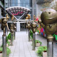 富山・高岡の町並み散策と金沢の神社めぐり