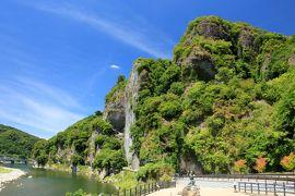 真夏の大分&熊本旅行 (5) 猿飛千壺峡と耶馬渓で自然満喫