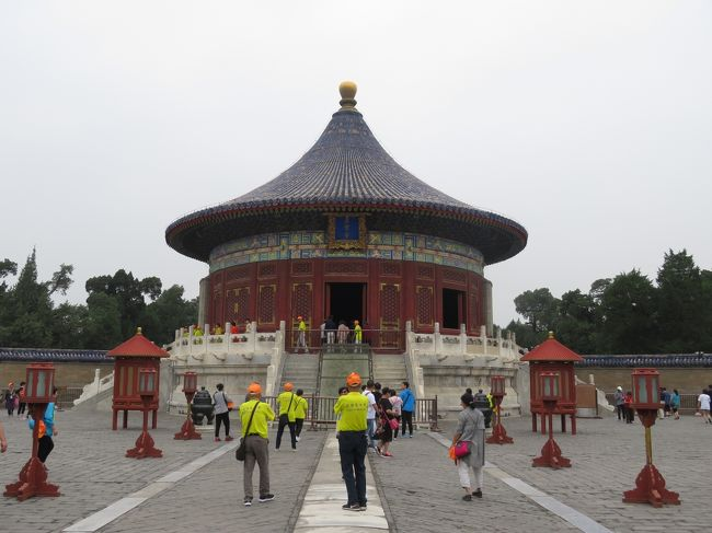 2019芒種「北京へ一人旅」(10_天壇公園_イ)