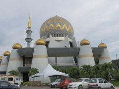 マレーシア 「行った所・見た所」 コタキナバル市街(サバ州立モスク・チョコレート店に)