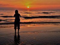 コタキナバルに行ってみた タンジュンアル・ビーチの片隅で世界一の夕日を眺めてみた オッサンネコの一人旅