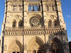 2018年 ロンドン&パリ観劇ツアー【3】ロンドンからパリへ~麗しのノートルダム大聖堂と妖艶なLIDO観劇~