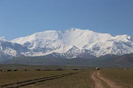 筋斗雲で行く 山岳シルクロード~世界の屋根パミールへの道~ ⑧キリギス・レーニン峰