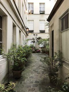 パリ、マルセイユ二人旅