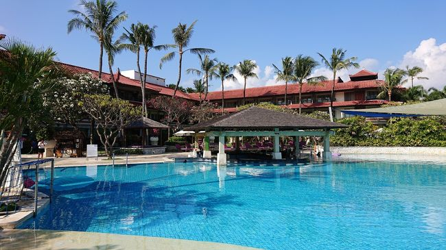 2019Bali⑥空港近くのリゾート★Holiday Inn Resort Baruna Bali