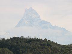 心に染み入る美しい国 23年ぶりのネパール旅(7)マチャプチャレを眺め、ダンプス周辺の村々をミニトレッキング