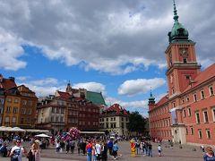 雨多き初夏のポーランド(2) ポーランドの国民画家マテイコの傑作群~ワルシャワの旧王宮と国立美術館