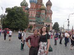 初めての国・ロシアへ