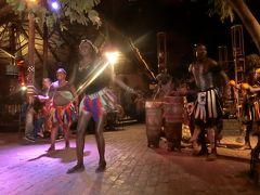 アフリカ南部へ。⑮ ジンバブエのBOMAでアフリカンBBQ アフリカンダンスショー