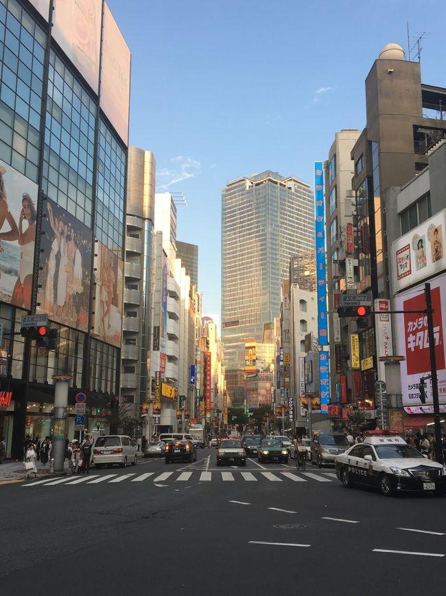 欠航のおかげで3日間、空白の時間ができてしまったので、とりあえず渋谷へ出てブラブラ。<br />中国に行く前に、余計な買い物とか、食べすぎ飲み過ぎしてしまった3日間だった。