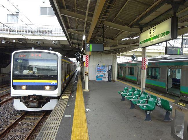 ちょっと空いた休日・千葉県の東の方へ【その2】 成田線で銚子へ。「入梅いわし」ずくしのランチを食べる