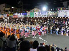 やっぱり踊りはやめられない 踊る阿呆にみる私 鳴門の天水たち! 徳島阿波踊り2019